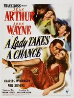 A Lady Takes a Chance movie poster (1943) picture MOV_7d4b7a2f