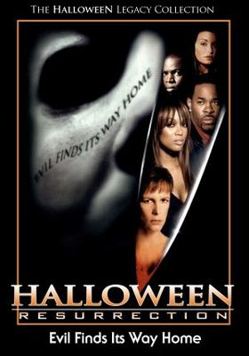 Halloween Resurrection movie poster (2002) poster MOV_7d50594e