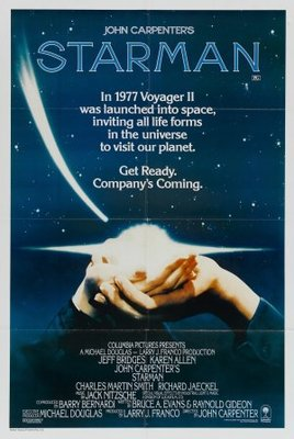 Starman movie poster (1984) poster MOV_7d51d74b