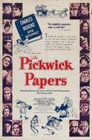 The Pickwick Papers movie poster (1952) picture MOV_7d51ed50