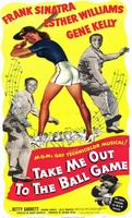 Take Me Out to the Ball Game movie poster (1949) picture MOV_7d53ca5e