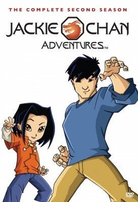 Jackie Chan Adventures movie poster (2000) poster MOV_7d57e930
