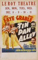 Tin Pan Alley movie poster (1940) picture MOV_7d57ef8d