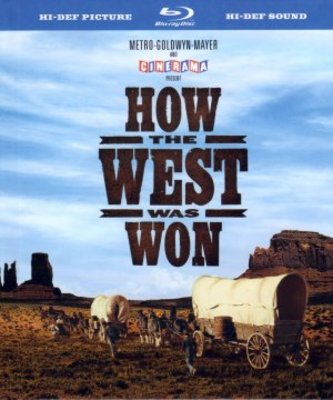 How the West Was Won movie poster (1962) poster MOV_7d599c0d