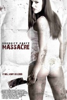 Sorority Party Massacre movie poster (2013) picture MOV_7d5f8f3f