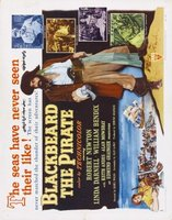 Blackbeard, the Pirate movie poster (1952) picture MOV_7d5f9f65