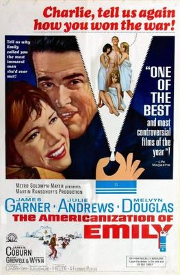 The Americanization of Emily movie poster (1964) poster MOV_7d60e0bc