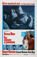 This Property Is Condemned movie poster (1966) picture MOV_7d60e9d1