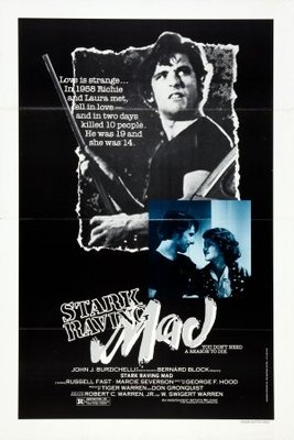 Stark Raving Mad movie poster (1983) poster MOV_7d6bb9df