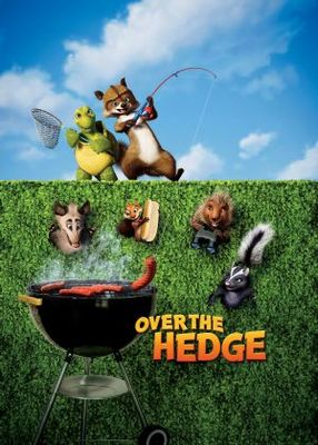 Over The Hedge movie poster (2006) poster MOV_7d776b02