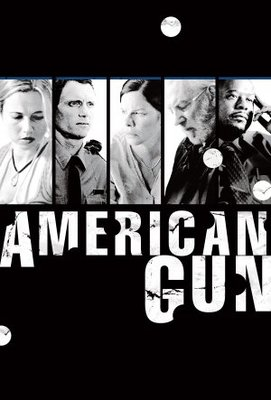 American Gun movie poster (2005) poster MOV_7d7c5aa3