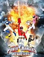 Power Rangers Megaforce movie poster (2013) picture MOV_7d7fbb0c