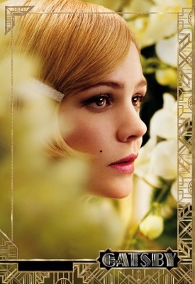 The Great Gatsby movie poster (2012) poster MOV_7d89a034