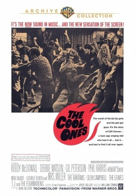 The Cool Ones movie poster (1967) poster MOV_7d904830
