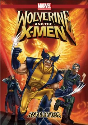 Wolverine and the X-Men movie poster (2008) poster MOV_7d9b41a2