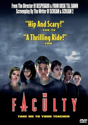 The Faculty movie poster (1998) poster MOV_7d9dda88