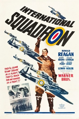 International Squadron movie poster (1941) poster MOV_7d9de074