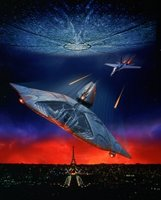 Independence Day movie poster (1996) picture MOV_7da3371a