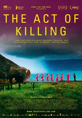 The Act of Killing movie poster (2012) poster MOV_7da9bb5e