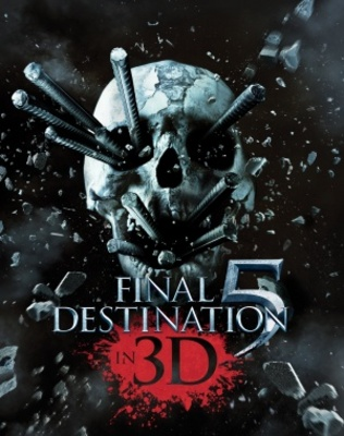 Final Destination 5 movie poster (2011) poster MOV_7db0079a
