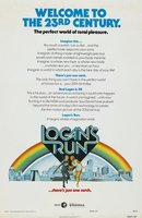 Logan's Run movie poster (1976) picture MOV_7db1701d