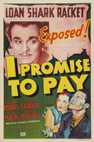 I Promise to Pay movie poster (1937) picture MOV_7db54519