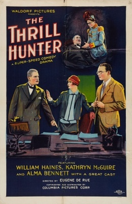 The Thrill Hunter movie poster (1926) poster MOV_7db83770