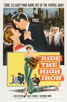 Ride the High Iron movie poster (1956) picture MOV_7dbc75eb