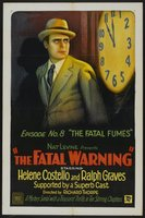 The Fatal Warning movie poster (1929) picture MOV_7dbc78d7