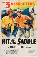Hit the Saddle movie poster (1937) picture MOV_7dc09442