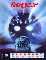 Jason Lives: Friday the 13th Part VI movie poster (1986) picture MOV_7dc364ec