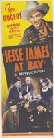 Jesse James at Bay movie poster (1941) picture MOV_7dc67118