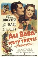 Ali Baba and the Forty Thieves movie poster (1944) picture MOV_7dc777c5