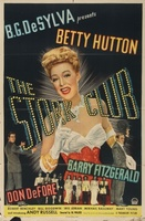 The Stork Club movie poster (1945) picture MOV_7dc948c0
