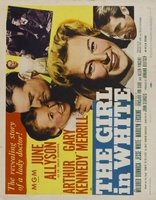 The Girl in White movie poster (1952) picture MOV_7dd42cc0