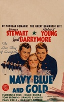 Navy Blue and Gold movie poster (1937) picture MOV_7dd5267b