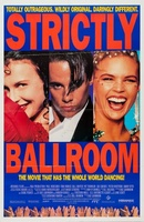 Strictly Ballroom movie poster (1992) picture MOV_7dd976d9