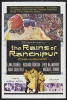 The Rains of Ranchipur movie poster (1955) picture MOV_7dd9ed4c