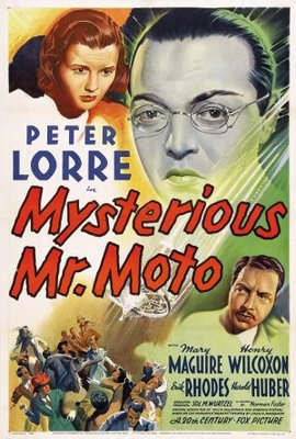 Mysterious Mr. Moto movie poster (1938) poster MOV_7dda1025