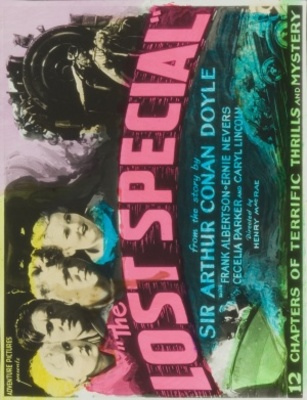 The Lost Special movie poster (1932) poster MOV_7ddd49c3