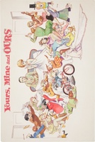 Yours, Mine and Ours movie poster (1968) picture MOV_7ddf6c75