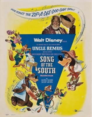 Song of the South movie poster (1946) poster MOV_7ddf7b7b