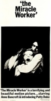 The Miracle Worker movie poster (1962) picture MOV_7dedb23e