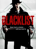 The Blacklist movie poster (2013) picture MOV_7dedc9bb