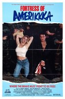 Fortress of Amerikkka movie poster (1989) picture MOV_7def04f5