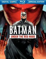 Batman: Under the Red Hood movie poster (2010) picture MOV_7df0bcef