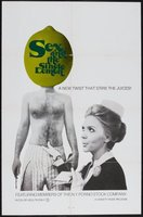 Sex and the Single Lemon movie poster (1970) picture MOV_7df452bb