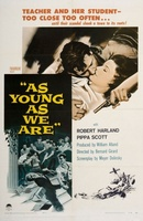 As Young as We Are movie poster (1958) picture MOV_7df48a49