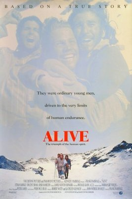 Alive movie poster (1993) poster MOV_7df6fa49