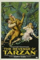 The Revenge of Tarzan movie poster (1920) picture MOV_7dfc8dcd